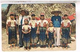 PANAMA  DOS CACIQUES DE SAN BLAS  US111 - Panama