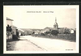 CPA Fronville, Entree Du Village - Unclassified