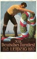 007223  XII. Deutsches Turnfest Leipzig 1913 - Leipzig
