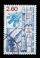 "France - N° 2213 - Eole ""fusée Ariane"" - 1982 (recto Voir Scan) - France"