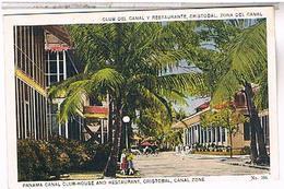 PANAMA ICLUB HOUSE RESTAURANT CRISTOBAL US117 - Panama