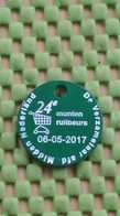 Shopping Carts /  Jeton De Caddie - Winkelwagen -24e Verzamelaar Midden Nederland.  - The Netherlands - Jetons De Caddies