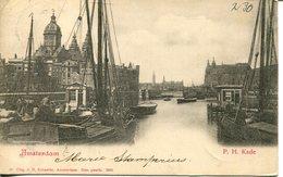 007225  Amsterdam - P. H. Kade  1900 - Amsterdam