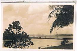PANAMA WITH RAILROAD DAM  PHOTO US115 - Panama