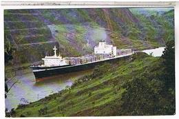 PANAMA EL CORTE CULEBRA    1976  US116 - Panama