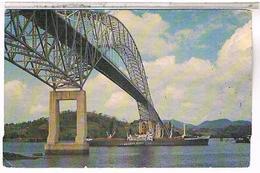 PANAMA EL PUENTE DE LAS AMERICAS    1976  US121 - Panama