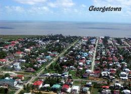 Guyana Georgetown Aerial View New Postcard - Cartes Postales