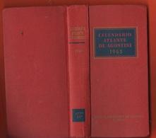 Atlante De Agostini Tascabile 1963 - Libri, Riviste, Fumetti