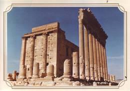 Siria - Palmira, Tempio. Oggi Distrutto. N.c. - Siria