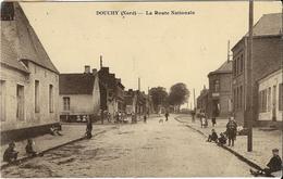 DOUCHY La Route Nationale - France