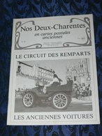 NOS DEUX CHARENTES EN CPA N° 25 /  ANGOULEME CIRCUIT / SAINTES / ROCHEFORT / ROYAN / OLERON / SAUJON - Poitou-Charentes