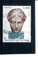 Yt 5154 Serie Artistique Jeanne Bardey-cachet Rond - France