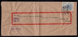 YANGMEI - ROC - TAIWAN - CHINA/1965 LETTRE POUR LA FRANCE - BENFELD (ref 6694) - 1945-... République De Chine