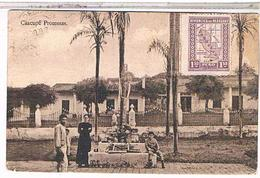 PARAGUAY  CPA CAACUPE PROMESAS  1929   US184 - Paraguay