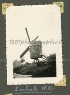 Lot De 4 Snapshot Représentant Une Vue Du Moulin à Vent De Lombeck N.D.,et Vue D'Itterbeck Et Borght- - Photos