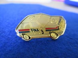 PIN'S    LANCIA  FINA - Rallye