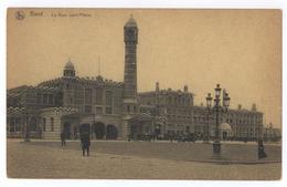 Gand La Gare Saint-Pierre - Gent