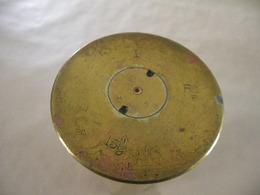 Douille Obus 13 Pr Britannique Datee 1916 (neutralisée) - Uitrusting