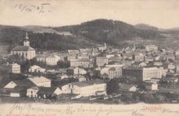 AK - Tschechien - TRAUTENAU (Trutnov) - Gesamtansicht 1907 - Tschechische Republik