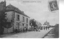 NEUFCHATEL EN SAOSNOIS  La Poste - France