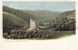 AK - Tschechien - Gruss Aus Johannisbad - Janské Lázně - 1900 - Tschechische Republik
