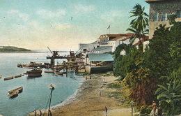 Der Hafen Von Mombasa Englisch Ost Afrika Used Rothbach 67 To Illkirch - Kenya