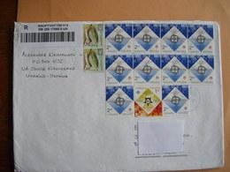 Ukraine; 690/91:(année 2006) 50 Ans Du Premier Timbre à Motif Europa. - Ukraine