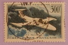 """FRANCE YT PA 35 OBLITERE """"PROTOTYPE"""" ANNEE 1957/1959 - 1927-1959 Oblitérés"""