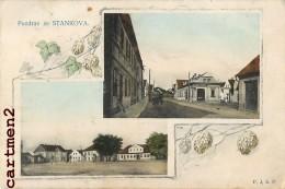 POZDRAV ZE STANKOVA TCHEQUIE CZECH STANKOV REPUBLIQUE TCHEQUE - Tchéquie