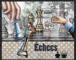 TOGO   BF 567  * *  ( Cote 17e )  Echecs - Echecs