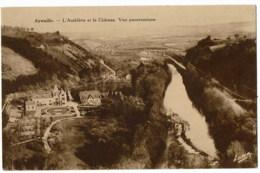 Aywaille L'ambleve Et Le Chateau - Aywaille