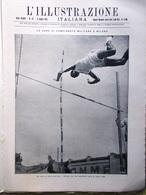 L'Illustrazione Italiana 3 Luglio 1921 Tallone Ghidoni Caruso Vistola Fiume Alto - Libri, Riviste, Fumetti