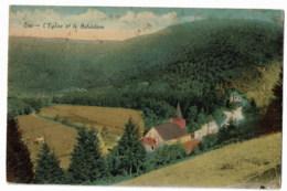 Coo L'eglise  Et La Belvedere - Stavelot