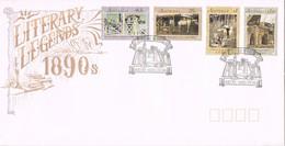 31530. Carta F.D.C. SYDNEY (Australia) 2000. Literary Legends 1890 - Sobre Primer Día (FDC)