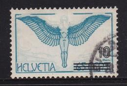 SWITZERLAND 1938 Used Stamp(s) Airmail 320 #3665 - Luchtpostzegels