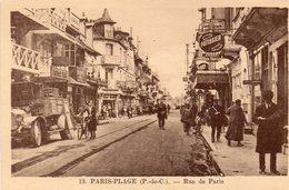 LE TOUQUET - Rue De Paris - Le Touquet