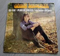 """Gérard Lenorman – De Toi • Plus De Soleil """"Au Lever De Jour"""" - Autres - Musique Française"""