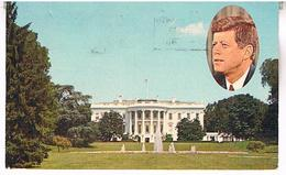 JOHN  F. KENNEDY     TBE   US267 - Washington DC