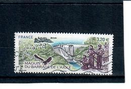 Yt 5078 Barrage Du Maquis De L'aigle - France