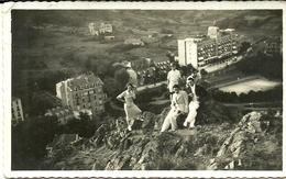 (63 PUY DE DOME  ) ( CHATEL GUYON    )( VUE PRISE DU MONT CHALUSSET)( PRISE DU CIMETIERE) 1930 - Places