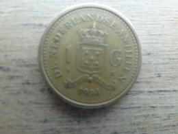 Antilles  Neerlandaises    1 Gulden  1994  Km 37 - Netherland Antilles