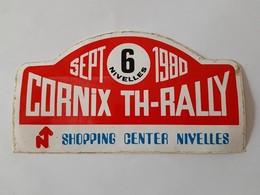 Nivelles Cornix Th-rally - Stickers