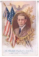 W. WILSON   PRESIDENT DES ETATS UNIS        BE   US269 - Etats-Unis