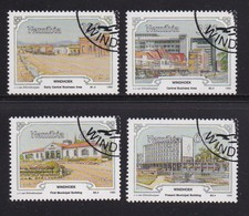 NAMIBIA 1990 CTO Stamp(s) Windhoek 675-678 #7165 - Namibië (1990- ...)