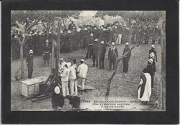CPA Sénégal Guillotine Exécution Capitale Saint Louis Non Circulé - Senegal