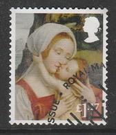 GB 2017 Christmas - Madonna And Child £1.17 SG 4023 Multicoloured O Used - 1952-.... (Elisabeth II.)