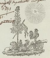 Colmar An 3 - 2.10.1794 Les Administrations Composant Le Directoire Du District - Documentos Históricos