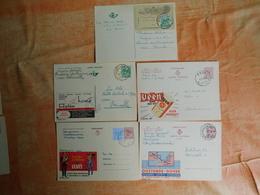 Lot De 5 Entiers Postaux Publibels (G7) - Entiers Postaux