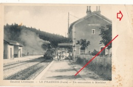 39 // LE FRASNOIS    Colonie Lyonnaise, En Excursion A Morbier  ** - France
