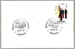 GENERAL PALAFOX -  Sitios De Zaragoza - Napoleon. Zaragoza, Aragon, 1982 - Napoleón
